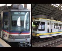 DOTr inks MOA for construction of LRT-MRT common station
