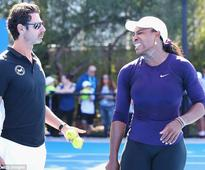 Andy Murray's hiring of Amelie Mauresmo was strange... it was courageous but he didn't win anything major, says Serena Williams' coach Patrick Mouratoglou