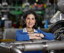 Meet The Most Powerful Woman In Particle Physics