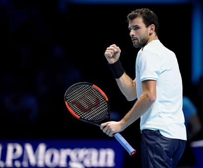 Tennis Rankings: Dimitrov surges to career-best third spot after ATP Finals triumph