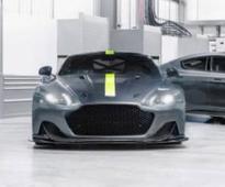Geneva Motor Show: Aston Martin launches AMR Sub-brand