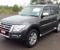 Mitsubishi to Re-Launch Montero SUV in India; Bookings Open