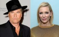 Val Kilmer hits back at criticism of his 'creepy and obsessive' tweets about Cate Blanchett