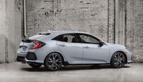 Honda re-introducing Civic Hatchback in North American market this fall