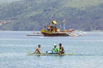 Fishing in Scarborough Shoal then and now