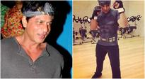 SRK threatens Uday Chopra to get him armours of superheroes