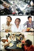 Let them eat kanda bhajji!