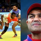 Kabaddi World Cup: 'England lose again', Viru resurrects Twitter rivalry