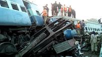 39 dead, 67 injured after Hirakhand Express derails in Andhra Pradesh