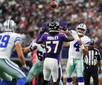 Cowboys win streak hits nine, Brady wins in homecoming