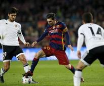 Copa del Rey semi-final, Valencia vs Barcelona: Where to watch, preview, betting odds and possible XI