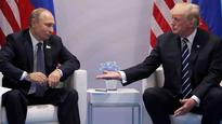 In New Year message to Trump, Putin hopes for 'pragmatic cooperation' with US