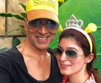 Twinkle gives us five reasons why Akshay is her bae