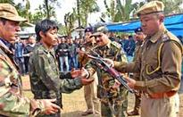 10 more ultras surrender in Garo Hills