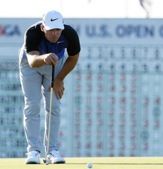 US Open: Crowded leaderboard but world top three miss cut