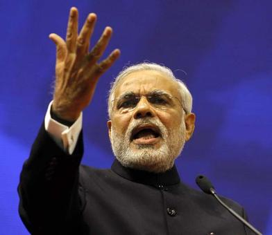 Modi among world's 10 most powerful people in Forbes list