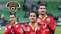Guillermo Amor, Adelaide United clinch A-League Premiership