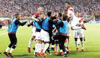 Peru beat New Zealand to seal last Russia berth