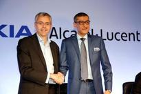 Nokia network sales weighed down by Alcatel integration