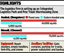 Distribution Logistics to invest Rs.750 crore
