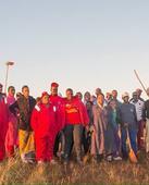 Ekurhuleni EFF cheers illegal land occupation