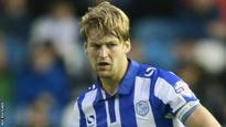 Owls defender Loovens out for two months