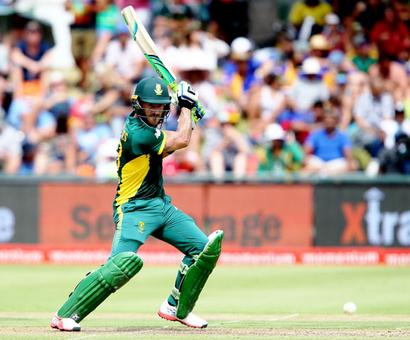 4th ODI: Du Plessis hits 185 as South Africa thrash Sri Lanka