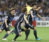 Samurai Blue defeats Iraq 2-1 in World Cup qualifier