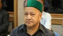 HP Assembly Elections: Virbhadra Singh to contest from Solan; son to contest from Shimla