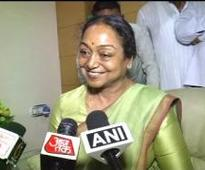 BJP's call for 'Congress-free' India a far-fetched dream: Meira Kumar