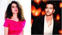 Kangana Ranaut hits out at Hrithik Roshan again, compares him to an 'evil jealous sibling'!