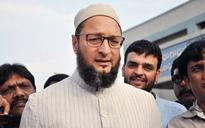 Asaduddin Owaisi, AIMIM face protest by Sri Ram Sene over Bharat Mata Ki Jai slogan row