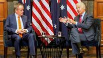 Trump not US' problem - Shorten