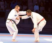 Abu Dhabi Jiu-Jitsu World Pro strikes an ace
