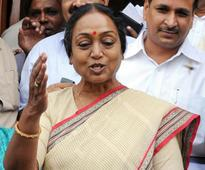 Presidential Election 2017: BSP extends support to Opposition candidate Meira Kumar