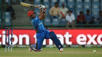 Afghanistan's Shafiqullah Shafaq slams double century in domestic T20 match