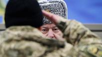 Ukraine warns of rising risk of war with Russia
