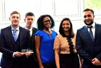 Liverpool students in pitching session to Manchester 'dragons'