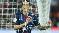 Angel Di Maria will see out Paris Saint-Germain contract amid China links