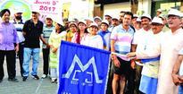 World Environment Day: Speaker, Dy CM flag off awareness rally