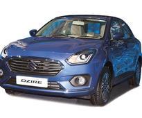 Maruti Suzuki's new Dzire crosses 100,000 sales mark in 5 months