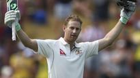 Bouncer ends Australia batsman Adam Voges' test career