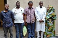 See Faces Of Five Land Fraudsters Remanded In Prison Custody Over N29 Million Scam