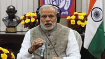 PM urges youth to become 'anti-corruption' cadre, says digital payment can check black money