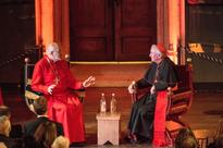 First Catholic service in centuries takes place at Henry VIII's Hampton Court Palace