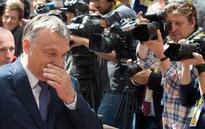 The Latest: Danish premier: EU distrust isn't just UK issue