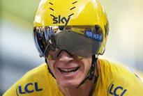 Canberra company has Today's Plan to help Sky's Chris Froome defend Tour de France yellow jersey