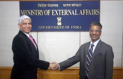 Gopal Baglay takes charge as new MEA spokesperson