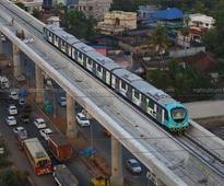 Kochi Metro begins trial services
