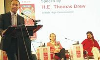 UK High Commissioner, French ambassador among first-day guests